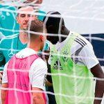Kimmich y Rüdiger protagonizan zafarrancho en práctica de Alemania