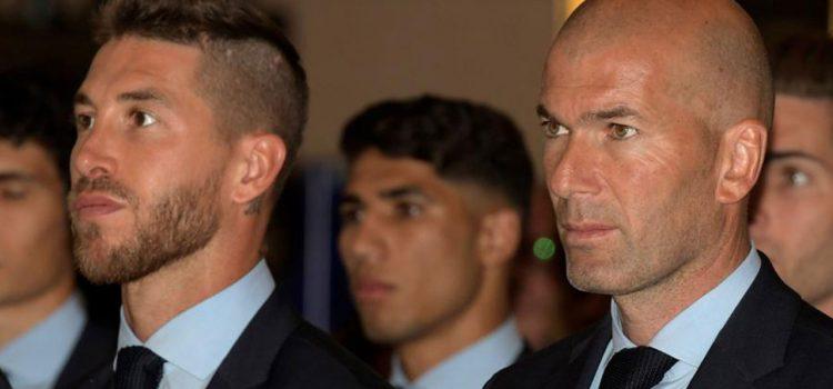 "Sergio Ramos: ""Te vas pero tu legado es imborrable"""