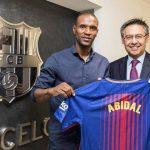 Eric Abidal regresa al Barcelona como nuevo secretario técnico