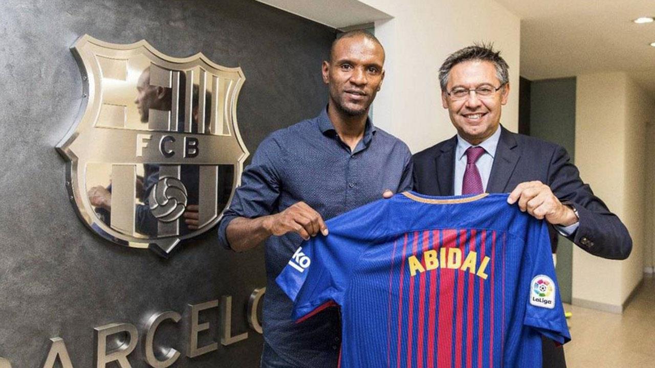 Eric Abidal vuelve al Barça como nuevo secretario técnico