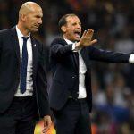 Aseguran en Italia «trueque» entre Zidane y Allegri