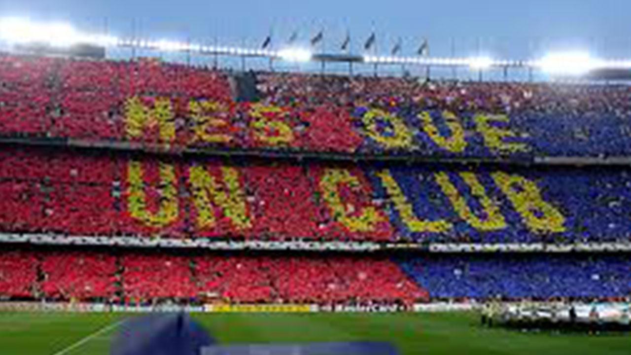"""El Barça conmemora el 50 aniversario del """"Més que un club"""""""