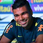 Casemiro: «Busquets es el mejor en mi posición»