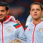 """¿""""Chicharito"""" y Carlos Vela no fueron invitados a la fiesta del Tri?"""