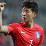 La estrella surcoreana Heung-Min Son podría dejar el fútbol por cumplir servicio militar