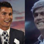 Así será Cristiano Ronaldo dentro de dos décadas
