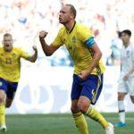 Con ayuda del VAR Suecia vence a Corea del Sur 1-0, resultado que complica más a Alemania