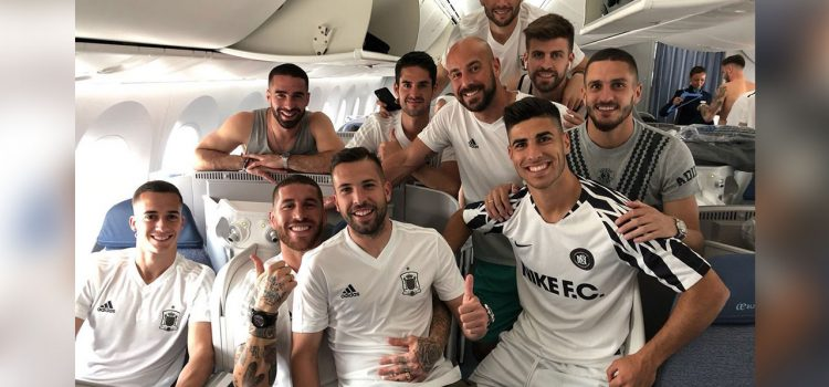 Cada seleccionado español cobrará casi un millón de euros si ganan el Mundial