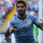 Luis Suárez llega a los 100 partidos con Uruguay