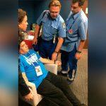 Informan que Maradona fue hospitalizado