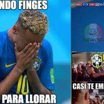 Neymar, protagonista de los memes del triunfo de Brasil ante Costa Rica