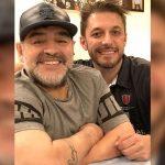 """Maradona: """"he firmado el mejor contrato de mi vida"""""""
