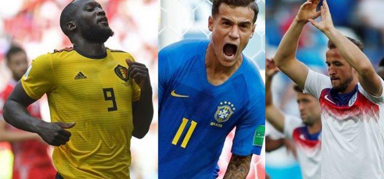 El 11 ideal de L'Equipe en la primera fase del Mundial