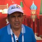 Jorge Luis Pinto elogia triunfo de su compatriota Juan Carlos Osorio