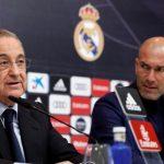 Pelea entre Zinedine Zidane y Florentino Pérez provocó la renuncia del francés