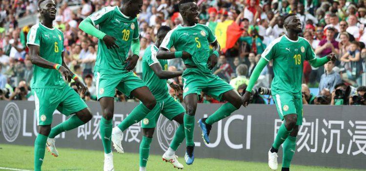 El entrenamiento de Senegal que causa furor en redes