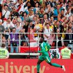 Los insólitos goles de Senegal ante Polonia