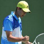 Tenis nacional da un gran paso en Copa Davis