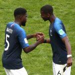 Paul Pogba salva la victoria para Francia