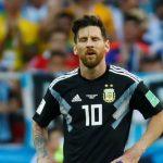 La Argentina de Messi no pudo con los vikingos
