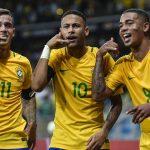Brasileños ya piensan en su selección para Qatar 2022