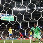 Bélgica dio el paso y Brasil retrocedió