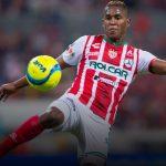 Brayan Beckeles en el once ideal de la Liga MX