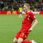 Rusia 2018: Bélgica 2-1 Brasil
