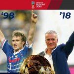 Didier Deschamps consigue histórico récord tras ganar Mundial Rusia 2018