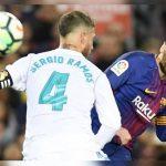 Ya se conocen las fechas del clásico Barcelona-Real Madrid