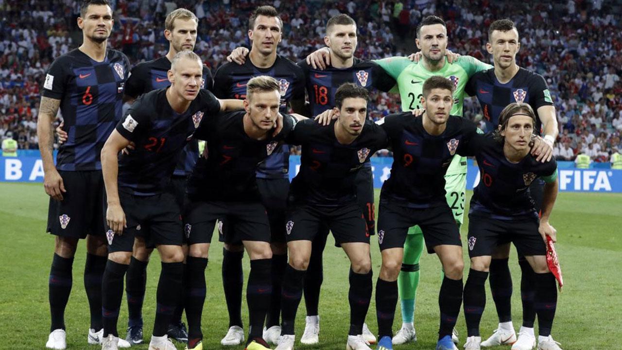 Croacia, la selección con peor ranking FIFA en alcanzar una final