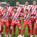 «Choco» Lozano marca su primer gol en la pretemporada del Girona