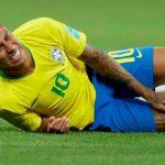 Neymar se ríe de sus propias caídas (VÍDEO)