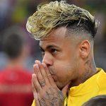 Neymar está callado y deprimido