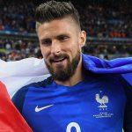 Aficionados franceses ignoran a Giroud por falta de gol
