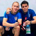 Despiden a miembro de cuerpo técnico de Croacia por delicada razón