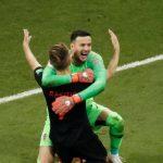 Croacia vence a la anfitriona en penales y se verá con Inglaterra en semifinales