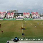 Jugando bien Honduras cayó ante Venezuela en Barranquilla
