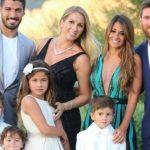 La pose de Mateo Messi es sensación en redes sociales