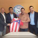 Amado Guevara da su primera convocatoria oficial con la selección de Puerto Rico