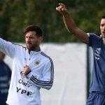 Argentina convoca para amistosos con Guatemala y Colombia