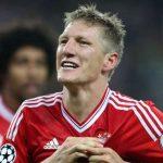 Schweinsteiger será homenajeado en su última aparición con el Bayern Munich