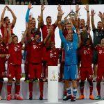 Bayern Munich conquista su séptima Supercopa de Alemania