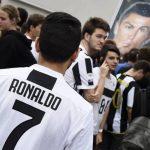 Se agotaron las camisetas de Cristiano Ronaldo de la Juventus