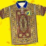 El Rostov tiene el uniforme más feo del mundo