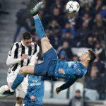 La chilena de Cristiano Ronaldo, elegido el mejor gol de la temporada