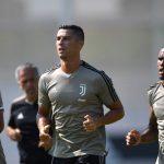 Cristiano Ronaldo y su gol con el hombro en la Juventus