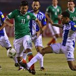 Honduras cabeza de serie de la Copa Oro 2019