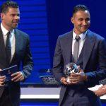 Día histórico para el fútbol costarricense: Keylor Navas, mejor portero de Europa