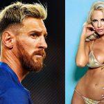 Luciana Salazar y Leo Messi tuvieron un apasionado romance